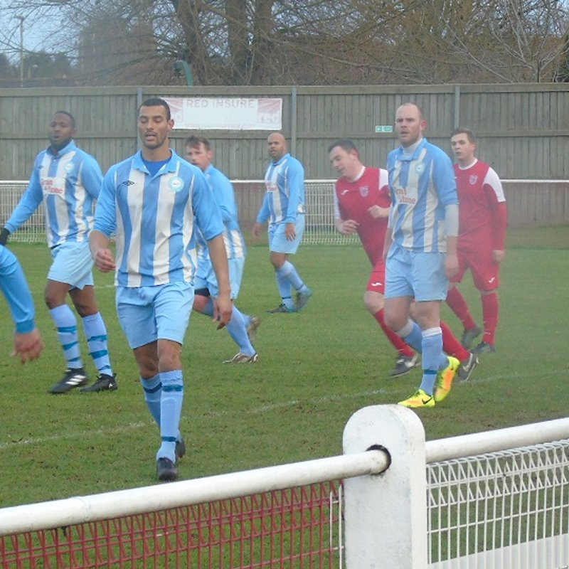 Chairman's View - Didcot Town HL 2 Marlow United 3
