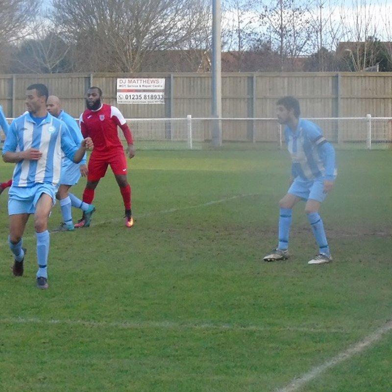 Berks & Bucks FA Intermediate Cup Semi Final Draw