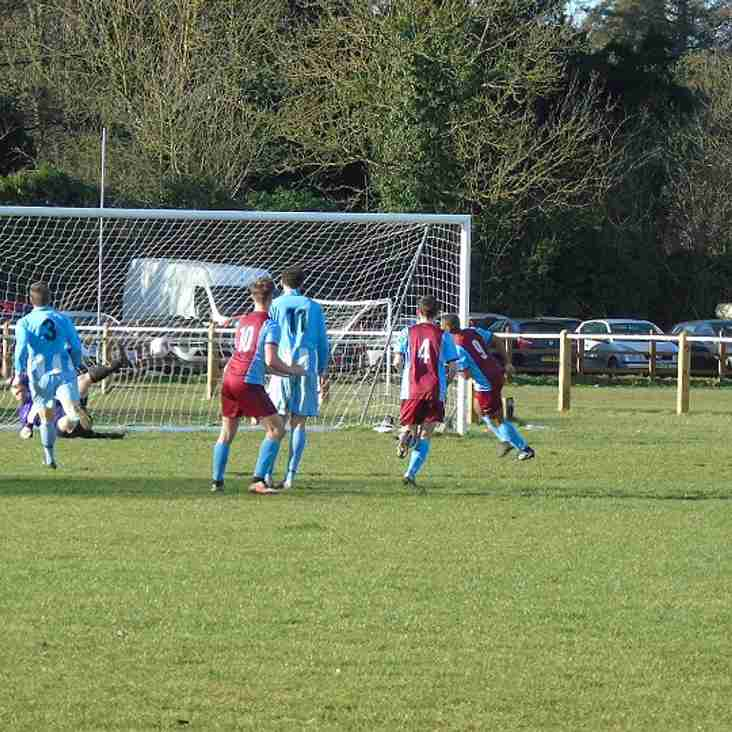 Chairman's View Marlow United 8 Taplow United 0