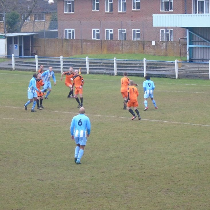 Berks and Bucks Cup Final Date Changed to April 15th<