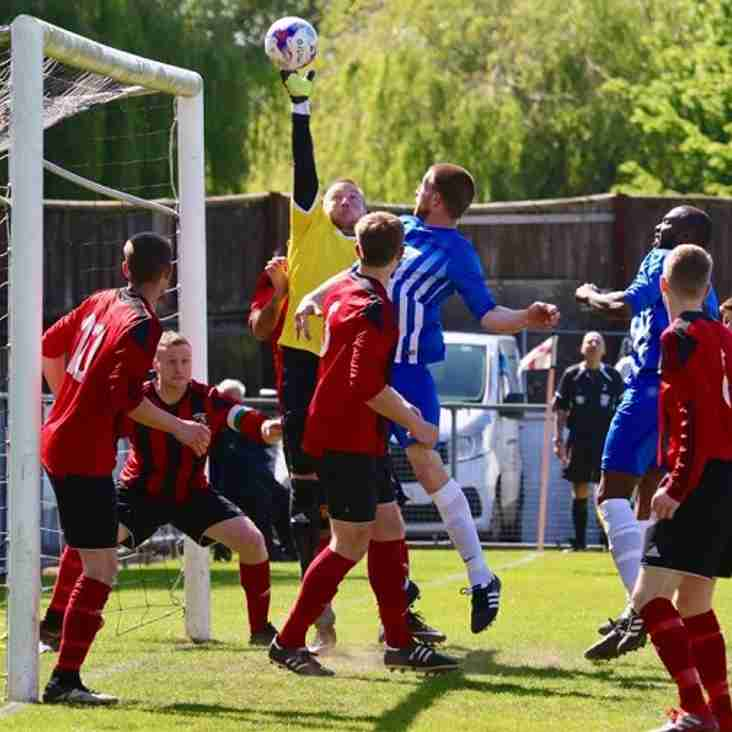 Chairman's View - Reading YMCA 4 Marlow United 0