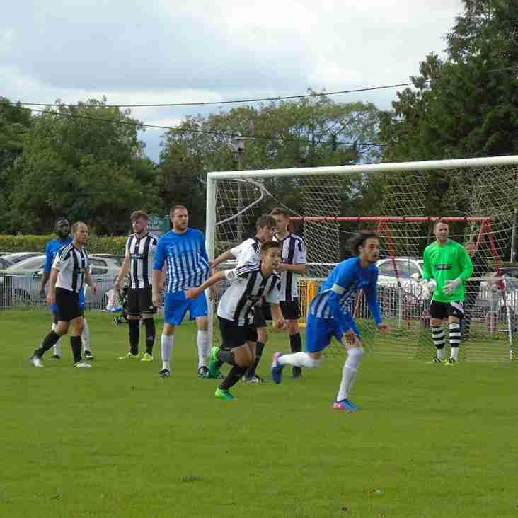 TVPL - Woodcote SR v Marlow United