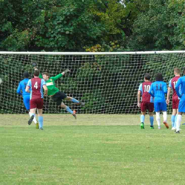 Thames Valley Premier League - Taplow United v Marlow United