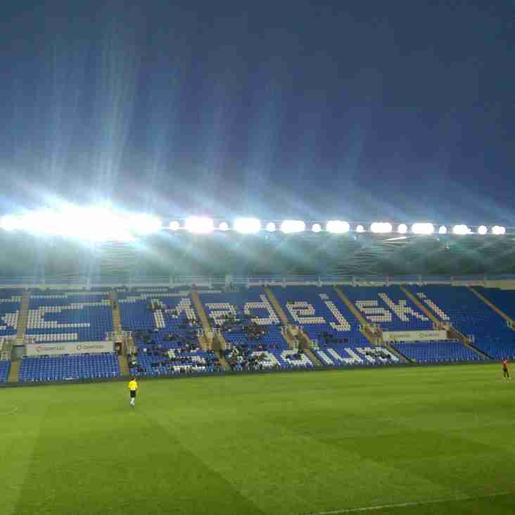 'The Road to the Madejski' Reading Senior Cup Semi Final - Highmoor Ibis v Marlow United