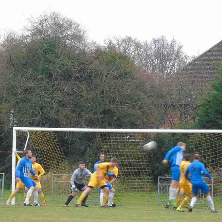 Pre-season Fixture - Burghfield X1 v Marlow United X1