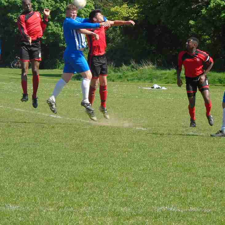 Chairman's View - Wright & Unity 2 Marlow United 2