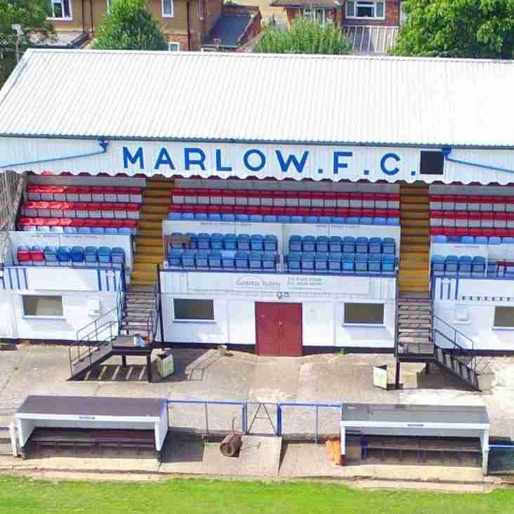 TVPL - Marlow United v Wraybsury
