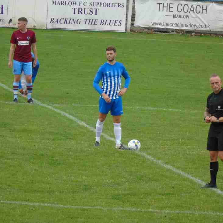 Chairman's View -  Marlow United 4 Berks County 1