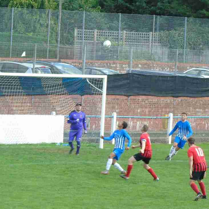 Chairman's View - Marlow United - 2 Reading YMCA - 2
