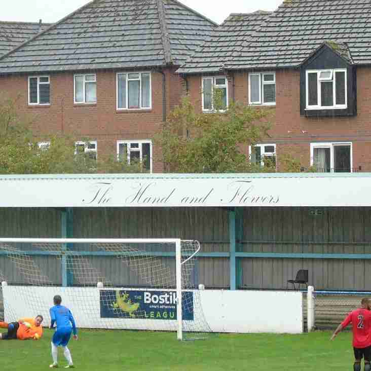 Dominant United Make their Mark - Marlow United 2 Wraysbury 0