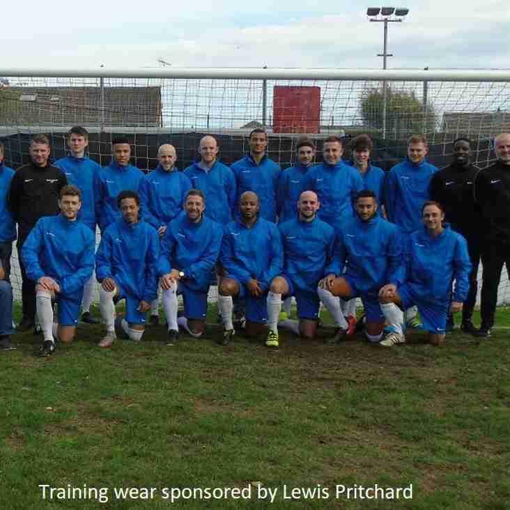 Chairman's View - Woodcote 2 Marlow United 5