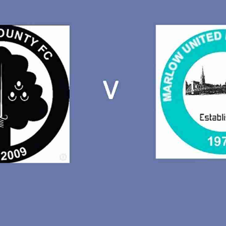 Thames Valley Premier League Berks County v Marlow United
