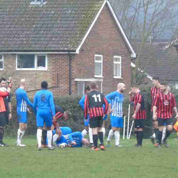 Chairman's View - Cookham Dean 1 Marlow United 1