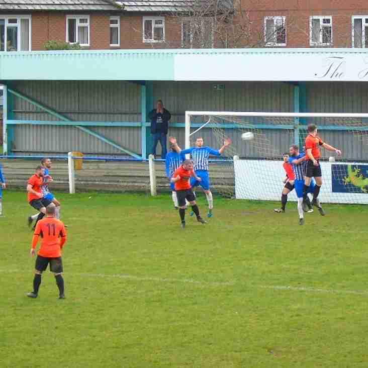 Chairman's View - Marlow United 2 Newbury Town 0