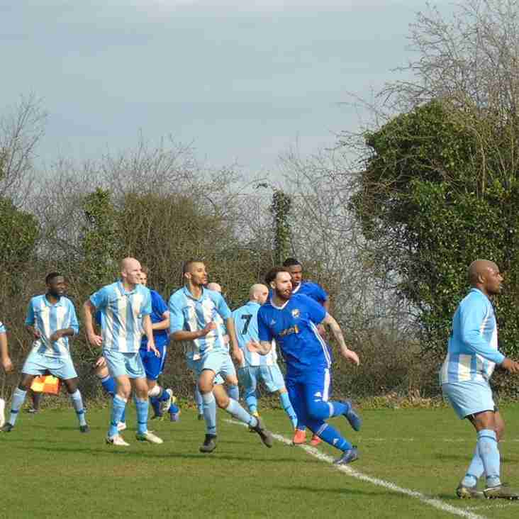 Chairman's View Reading City TVPL 0 Marlow United 7