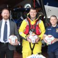 THE HALLMARK SECURITY LEAGUE ANNOUNCED CHARITY PARTNERSHIP WITH THE RNLI