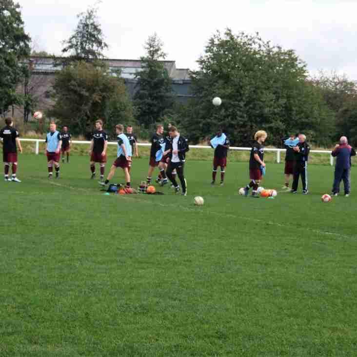 Open Age and Development teams pre season starts Saturday.