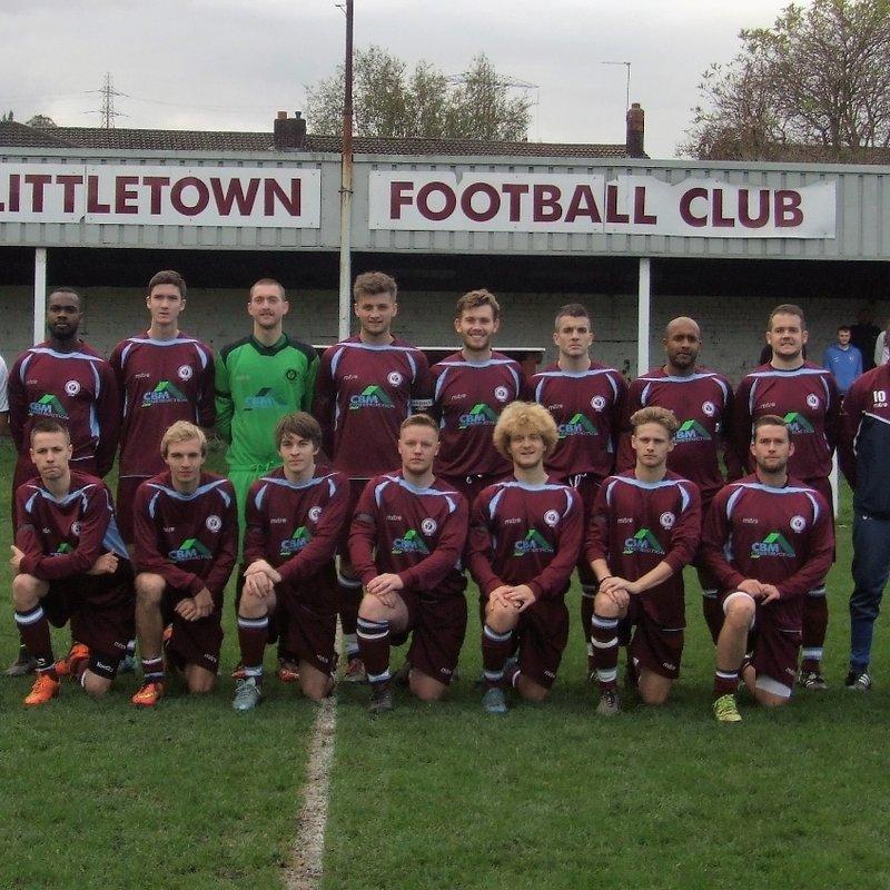 1st Team beat Dewsbury Rangers 0 - 2