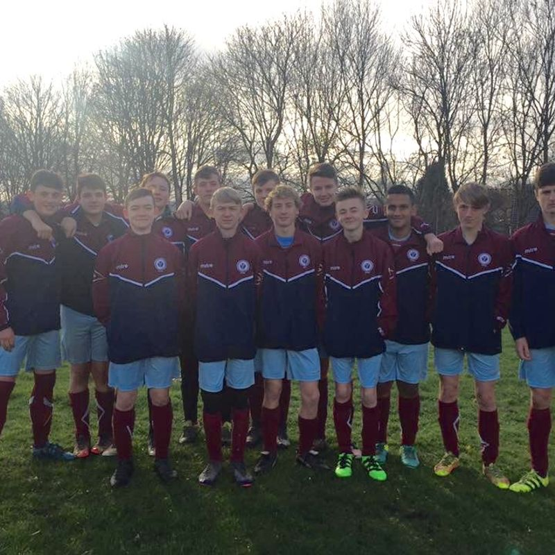 U17's Foundation lose to Dewsbury Rgs 5 - 2