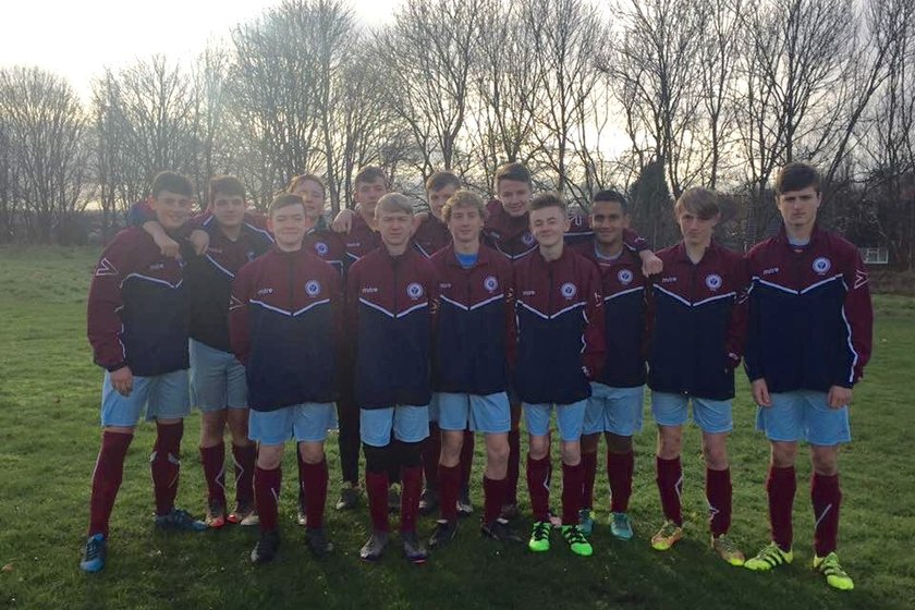 U17's Foundation lose to Clifton Rgs 2 - 0