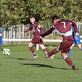 1st Team beat Britannia Sports