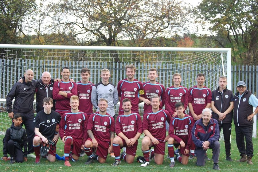 1st Team beat Norristhorpe 0 - 5