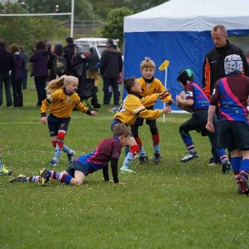 Great Yarmouth Tour U9s 2nd - 5th May 2014