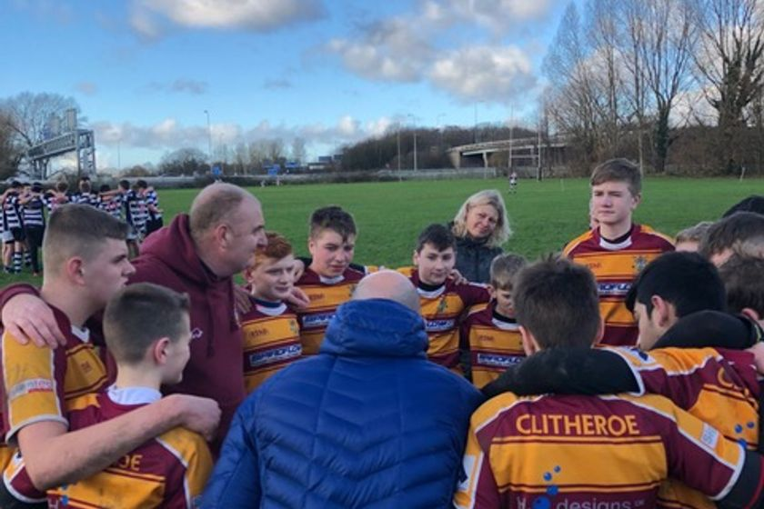 U14s beat Eccles with room to spare