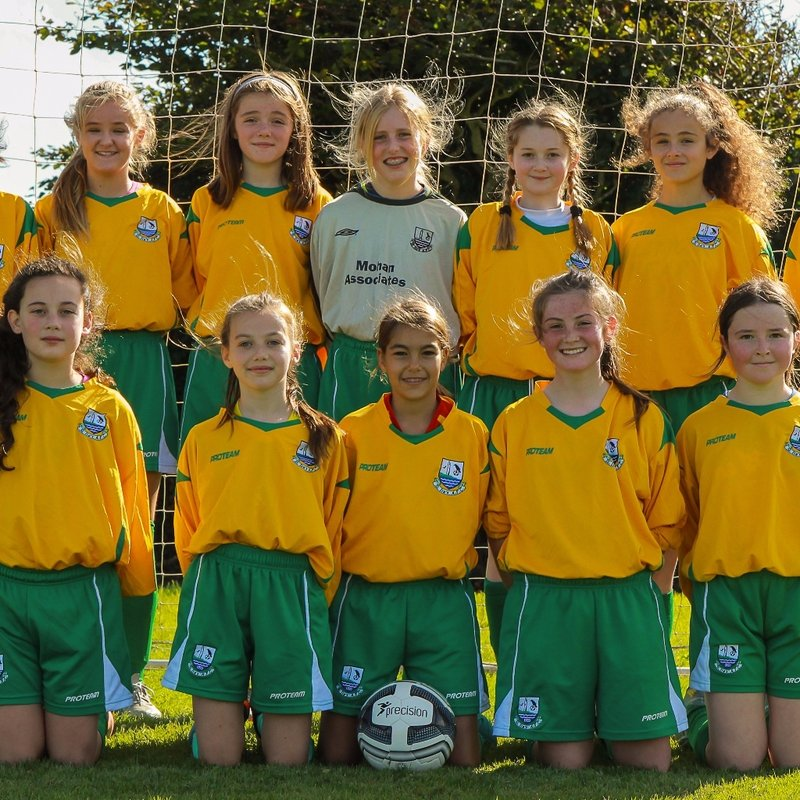 Itas 13s Girls - Out of the cup