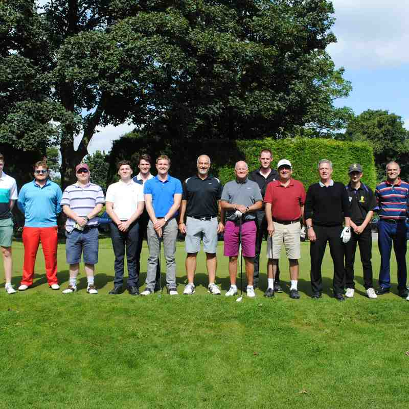 HMCC Golf Day 2016