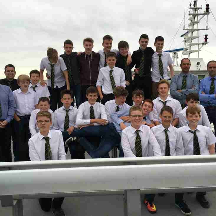 Muntly U13 & U14 v Orkney Match Report