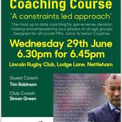 Adaptive games coaches course