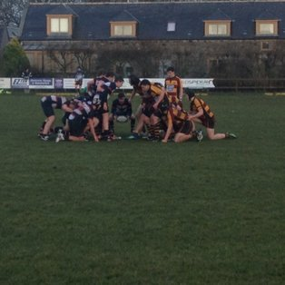 ELLON U18 BATTLE THE ELEMENTS TO GET BACK TO WINNING WAYS
