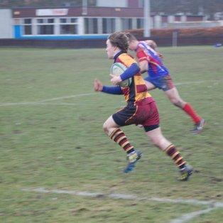 Kirkcaldy V Ellon U18 23/03/2013