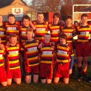 Ellon U18 Beat Glasgow Hawks in last game of the National League!