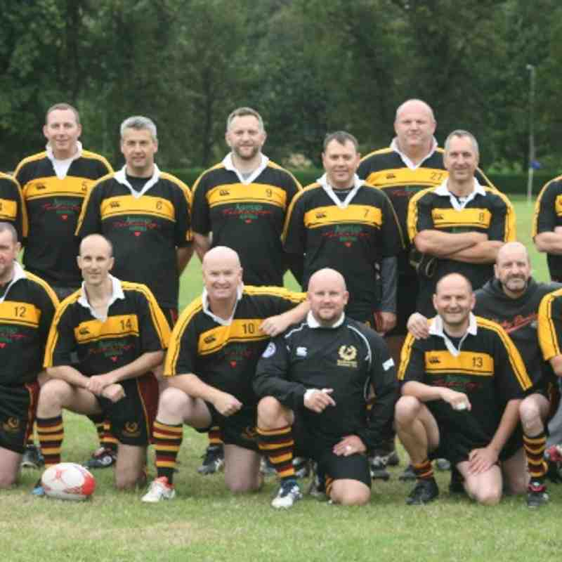 Scottish Golden Oldies Festiva 2014  ELLON Ythan Bears Photos