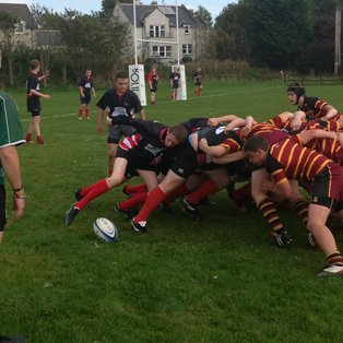 Under 16 beat Orkney in the Early Kick Off