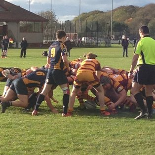 First half mistakes cost Ellon