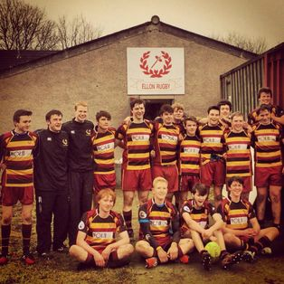 U18 battle hard for another cup win