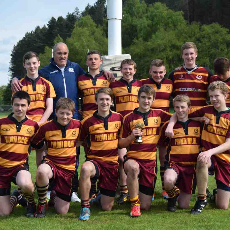 PCS Rugby Festival In Glasgow 150530