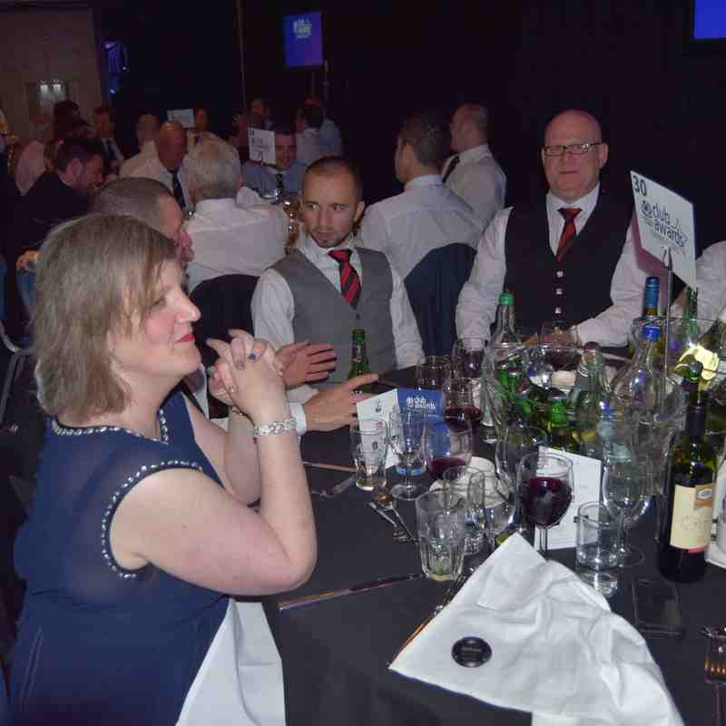 SRU Club Awards 2015 150529