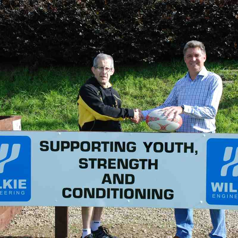 151002 Wilkie Engineering S&C Hand Over