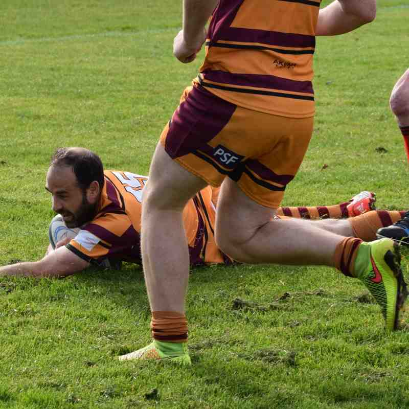 151010 Ellon First XV v Kinloss Eagles