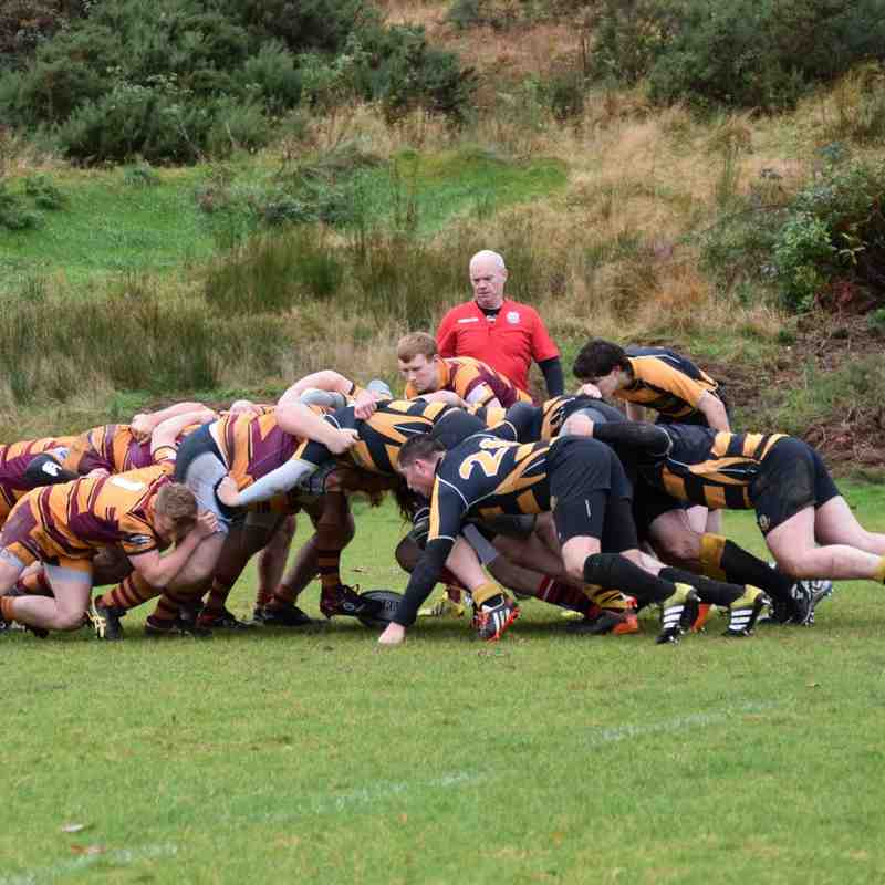 151114 First XV Away to Lochaber
