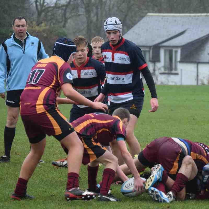 151115 U15 & U16 V Aberdeen Rugby