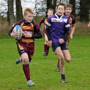 S1 Ellon Rugby v Gordonstoun