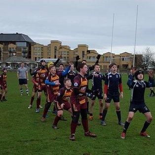 S1 Ellon Rugby v Madras S1/2