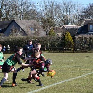 S1 Ellon Rugby v Highland S1