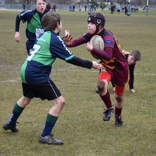 S1 Ellon Rugby v Boroughmuir