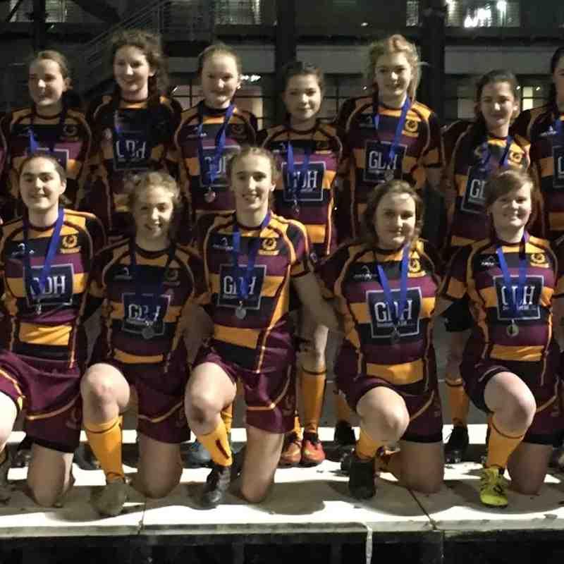 160325 Ellon U18 GIRLS Shield Final